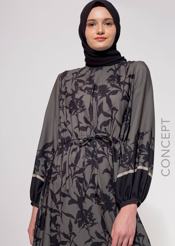 Esqila Dress Dark Green