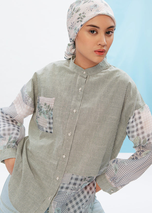 Fanisha Shirt Green