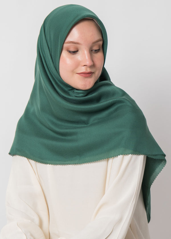 Mizzu Scarves Forest Green