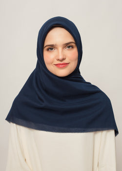 Tisha Scarves Navy
