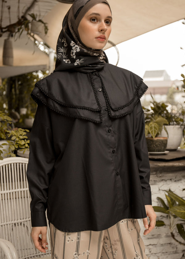 Giza Shirt Black
