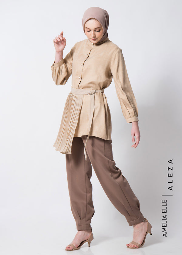 Avara Top Set Beige