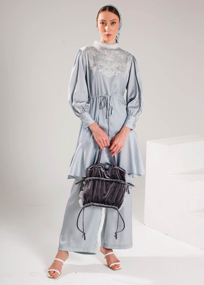 Hanania Bag Dark Gray