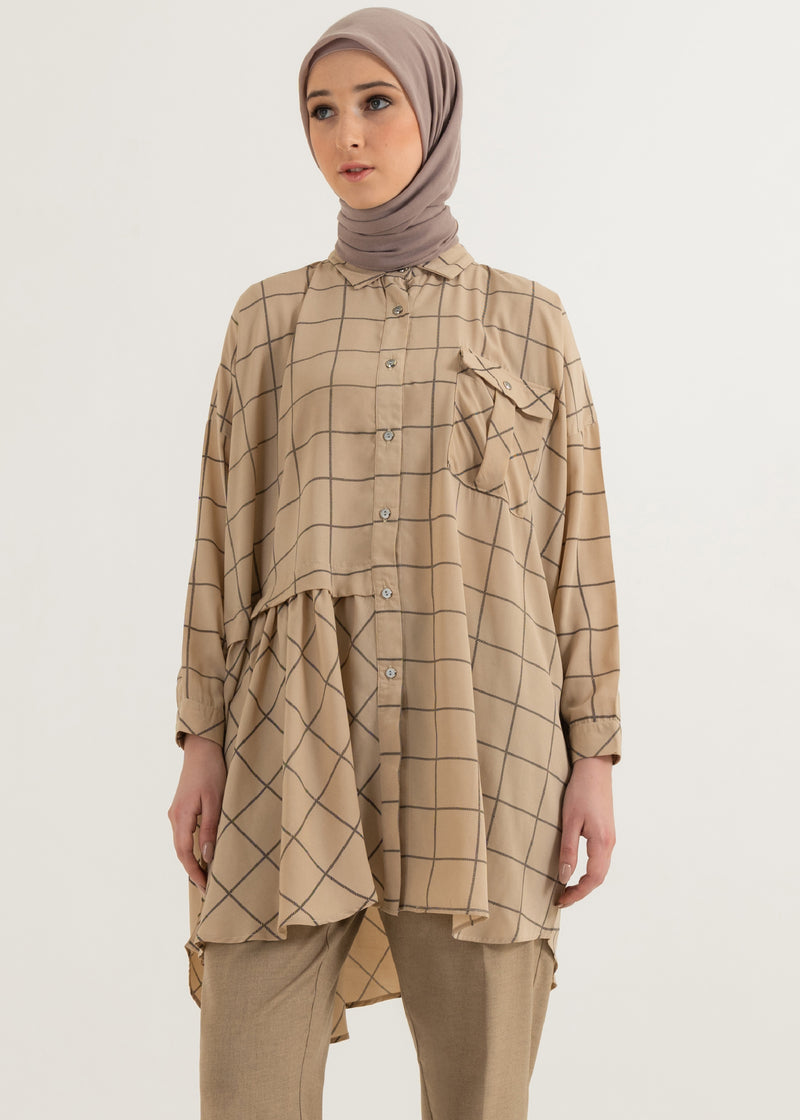 Nalindra Shirt Cream