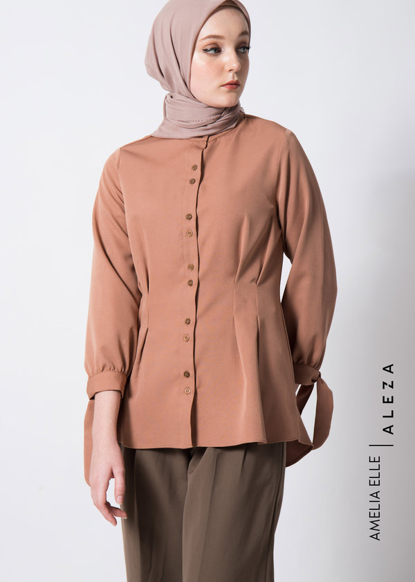 Ara Top Brown