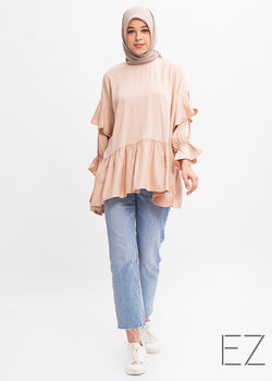 Kanya Top Brown