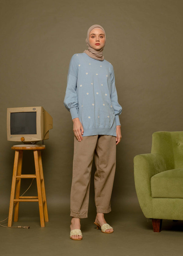 Jena Sweater Light Blue
