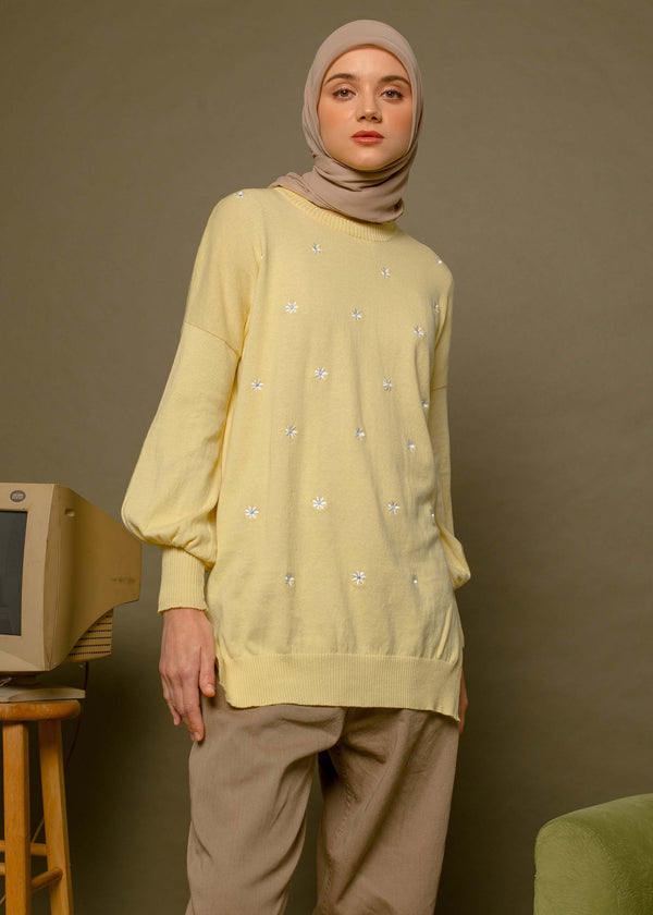 Jena Sweater Yellow