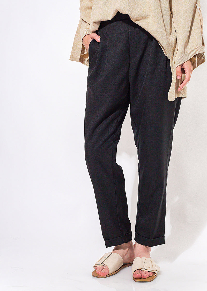 Venya Pants Black