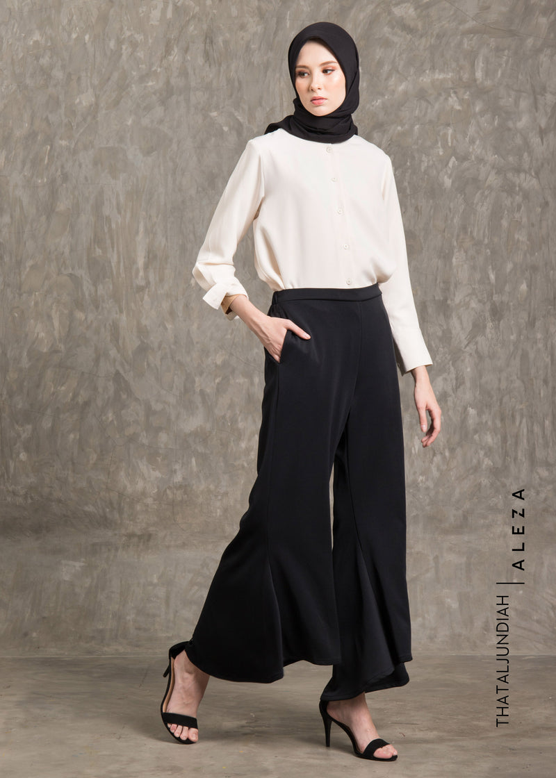 Thazia Pants Black