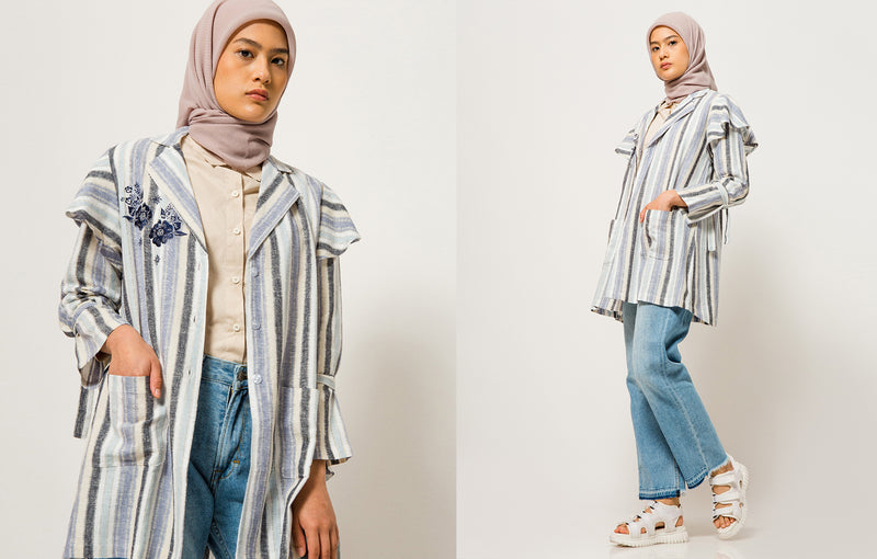 Pizzie Outer Blue