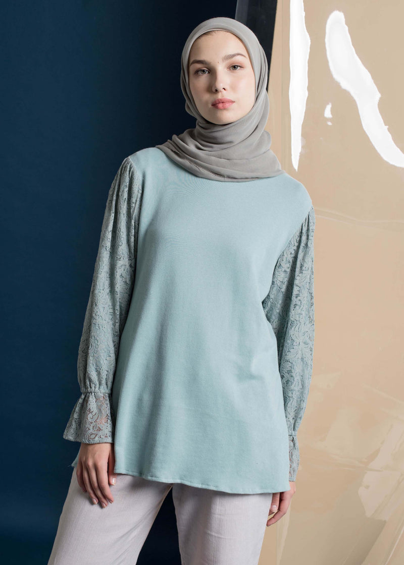 Kalina Sweatshirt Mint