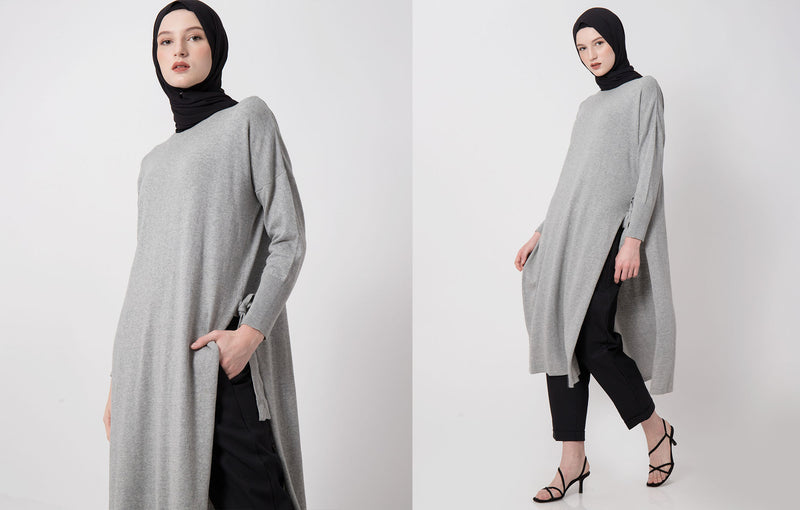 Nadra Sweater Gray