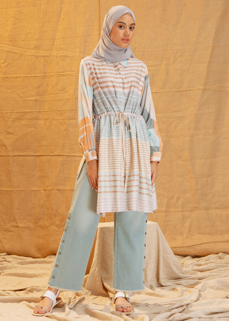 Laurie Tunic Beige