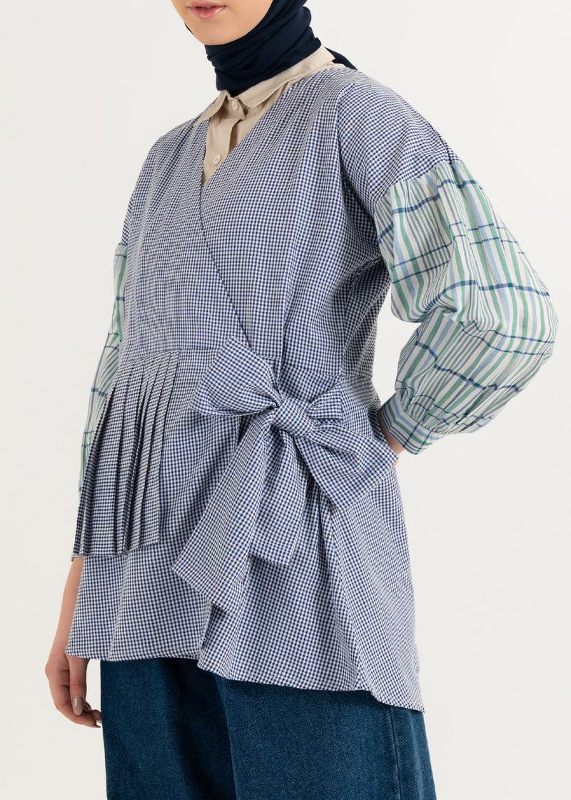 Devina Outer Blue