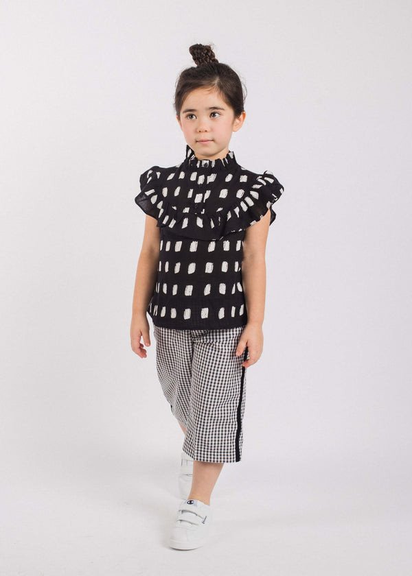 Lura Top Black