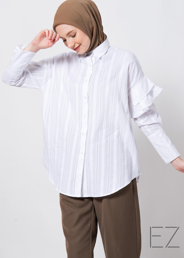 Tivya Shirt Off White