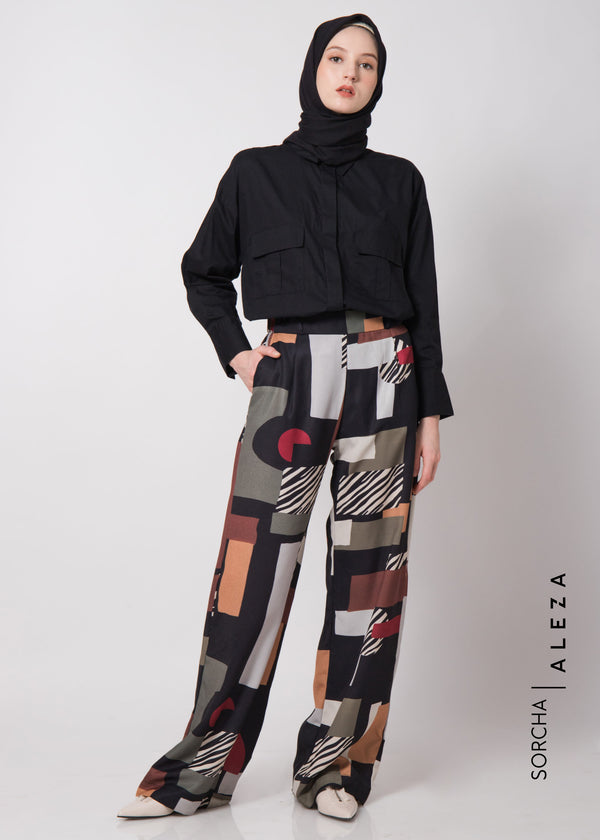 Sackhara Pants Black