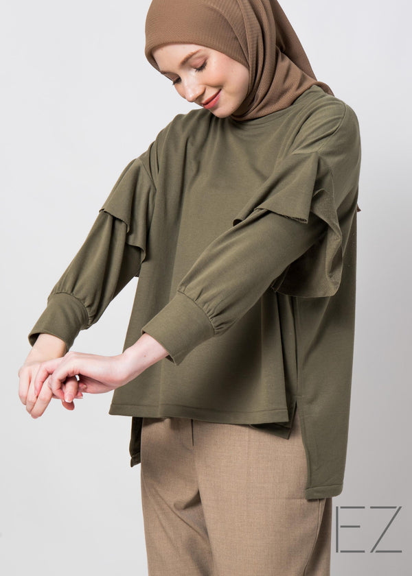 Texa Sweatshirt Green