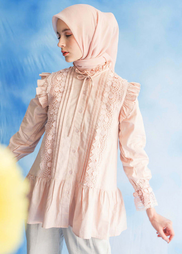 Malina Shirt Powder Pink