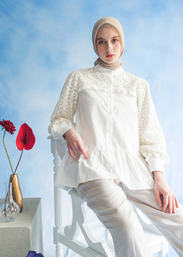 Manara Shirt Off White