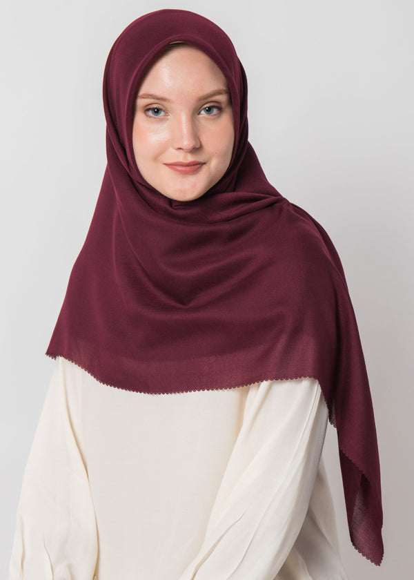 Mizzu Scarves Mul Berry