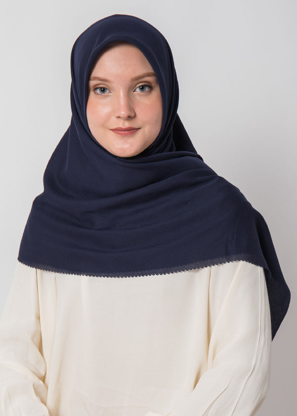 Mizzu Scarves Navy