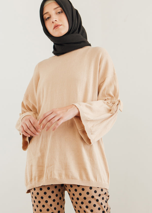 Qia Sweater Beige