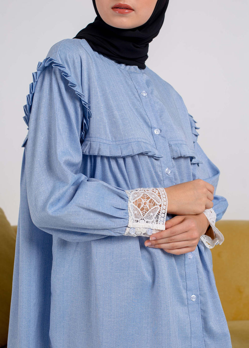 Nura Shirt Blue