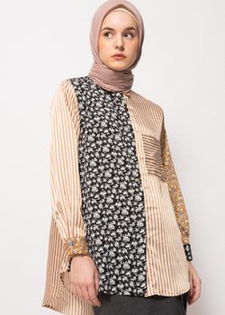 Ghea Shirt Brown