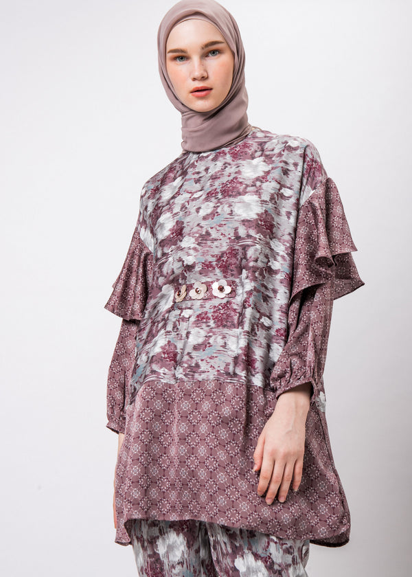Azya Top Mauve