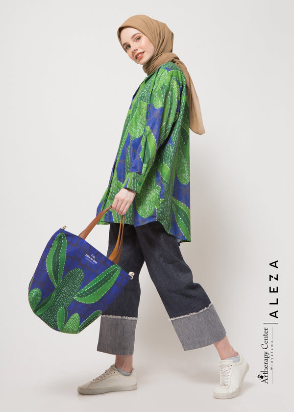 Aliza Bag Green