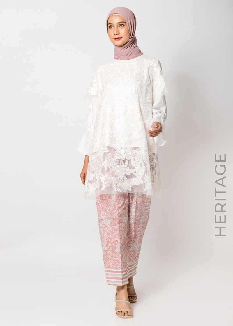Anina Top Broken White