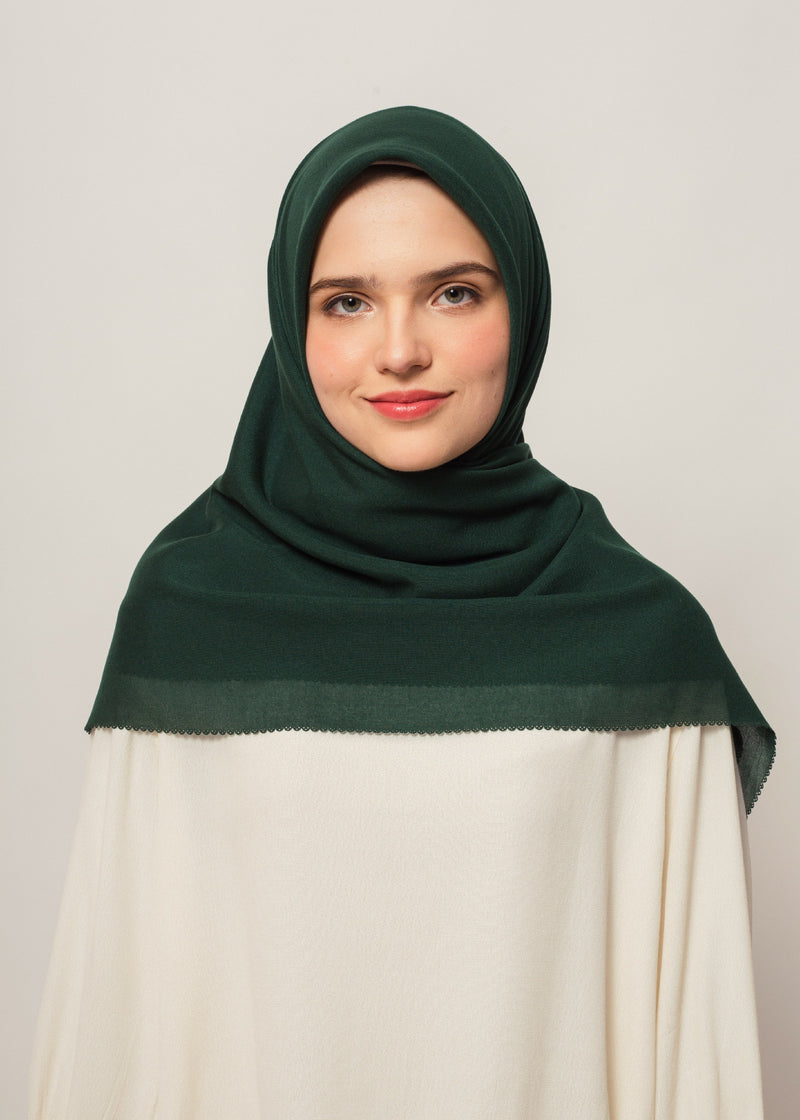 Tisha Scarves Emerald Green