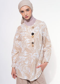 Radine Top Beige