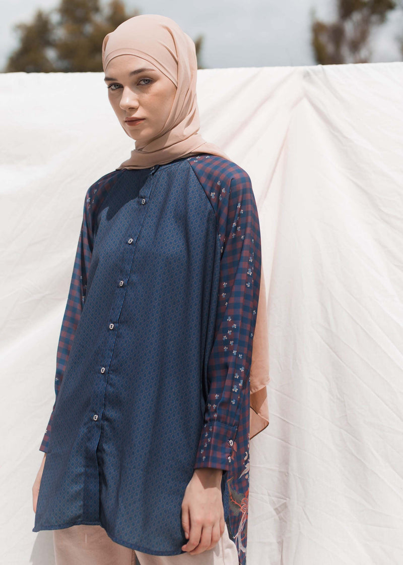 Safa Shirt Navy