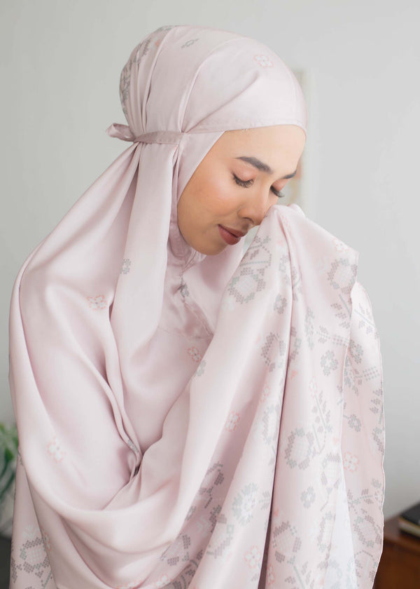 Saira Prayer Set Rosepink