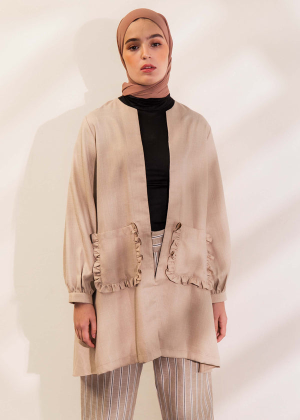 Sava Outer Beige