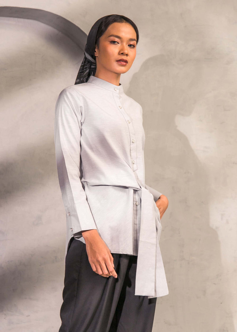 Sazla Shirt Gray