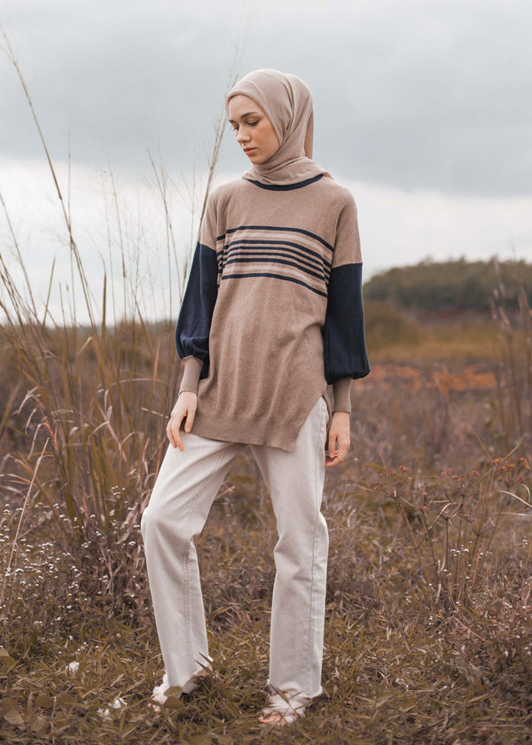 Selly Sweater Khaki