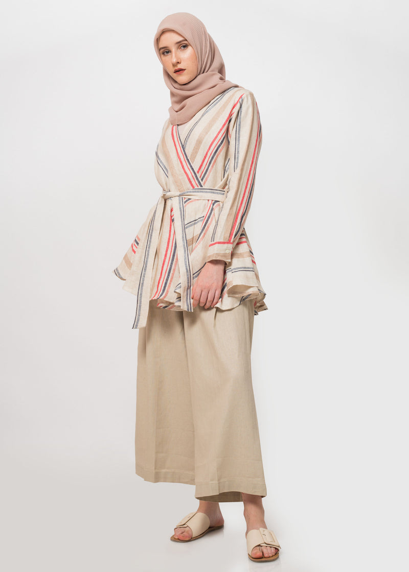 Lexa Top Beige