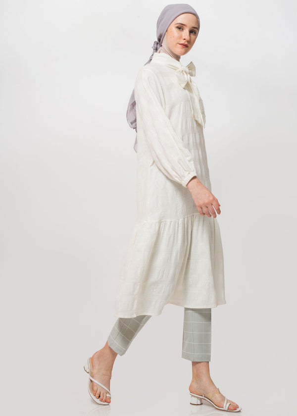 Lizra Tunic Broken White