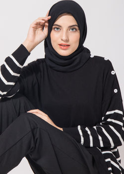 Elisya Sweater Black