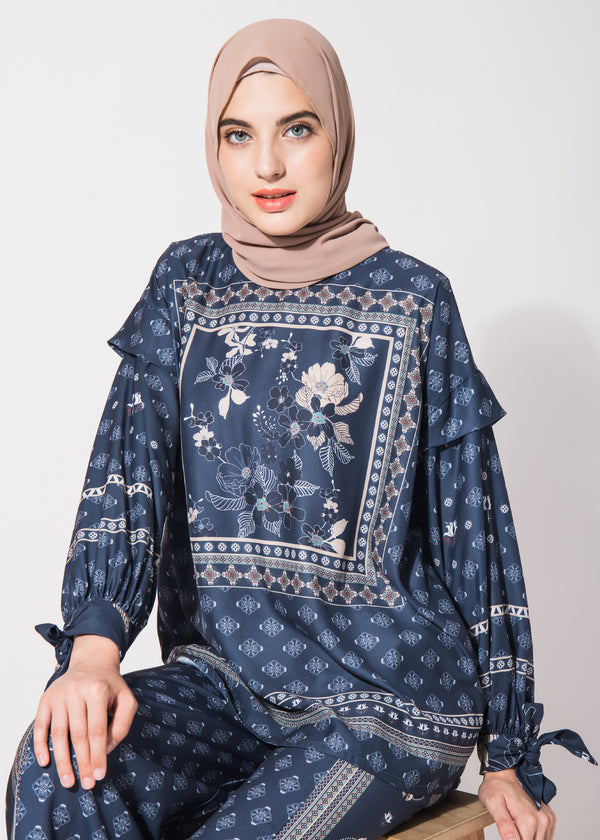 Firgie Top Navy