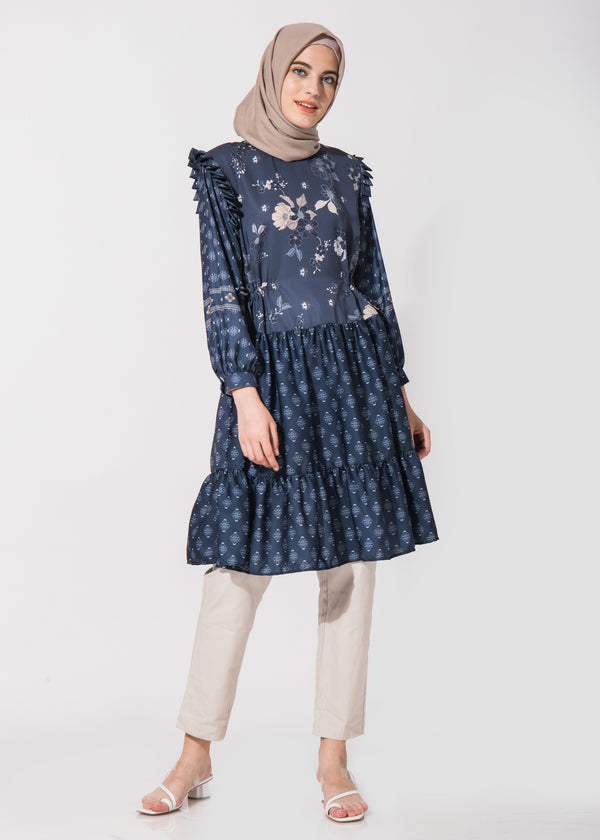 Fanara Tunic Navy