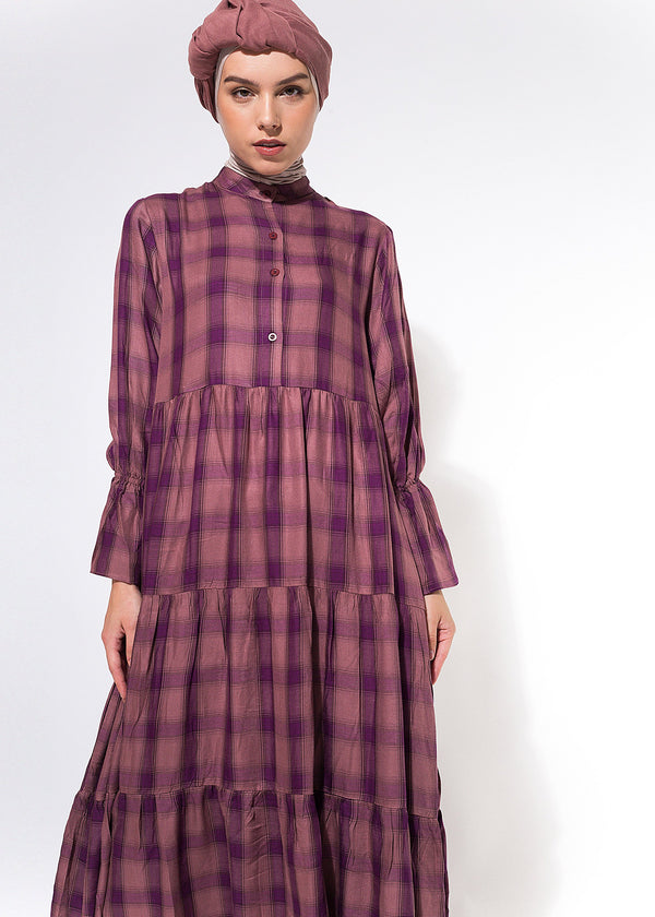 Tivani Tunic Purple