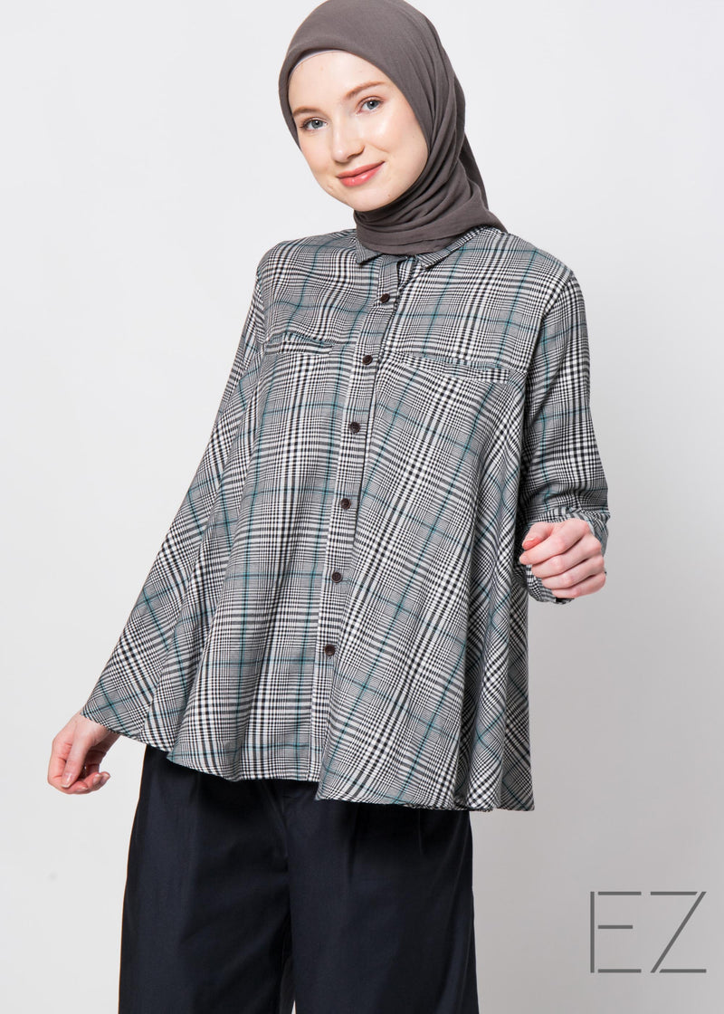Taza Shirt Green