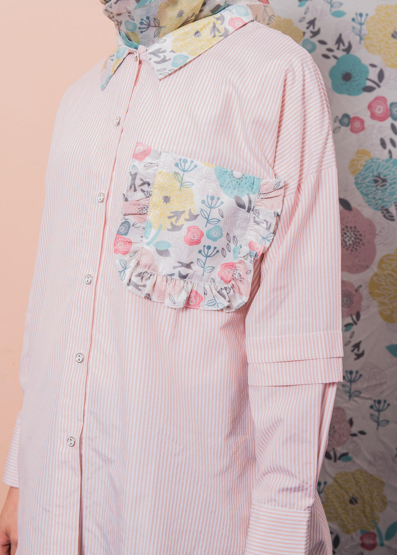 Dindy Shirt Peach