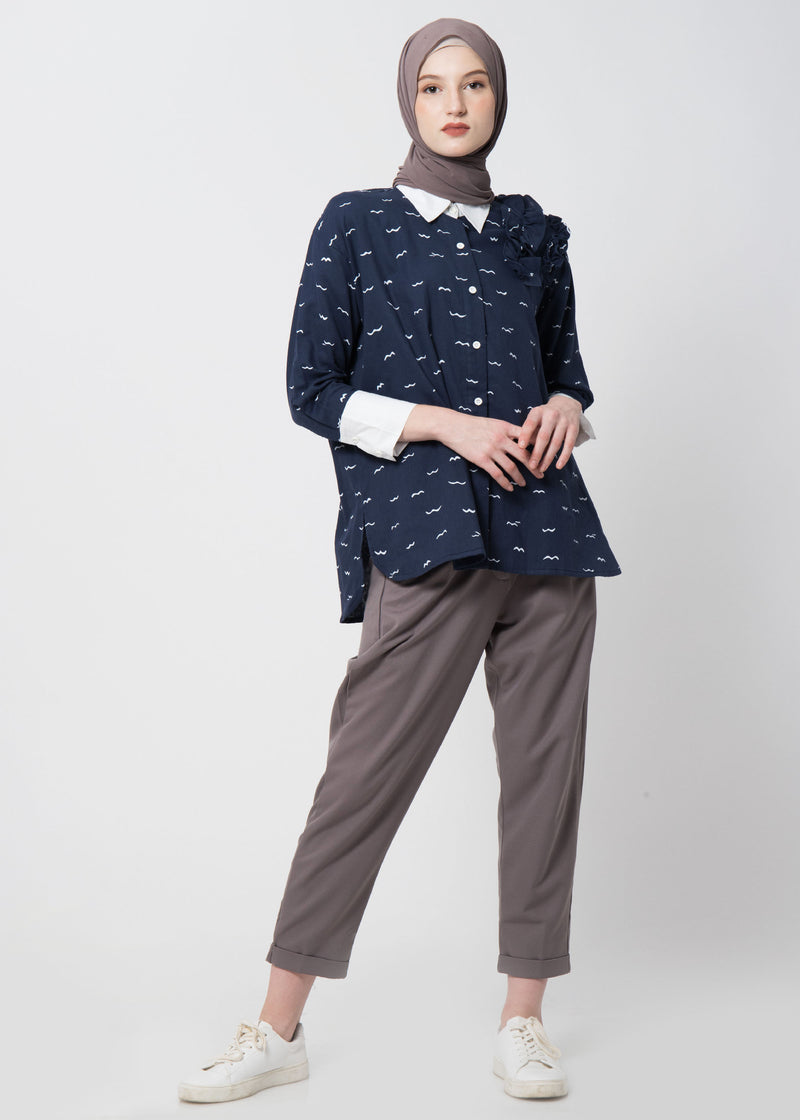 Zavala Shirt Navy