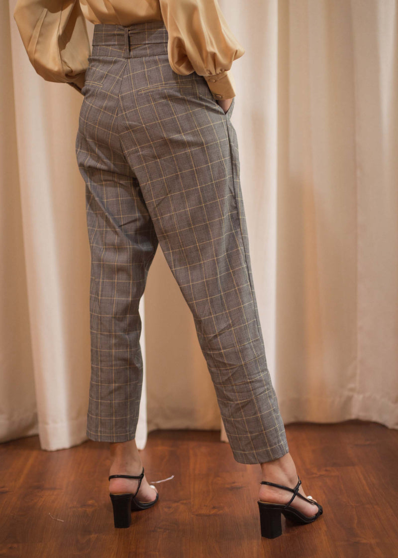 Vaneza Pants Gray